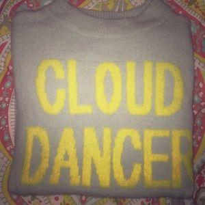 H&M Cloud Dancer super soft sweater!